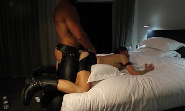 Rogan Richards Leather Pig