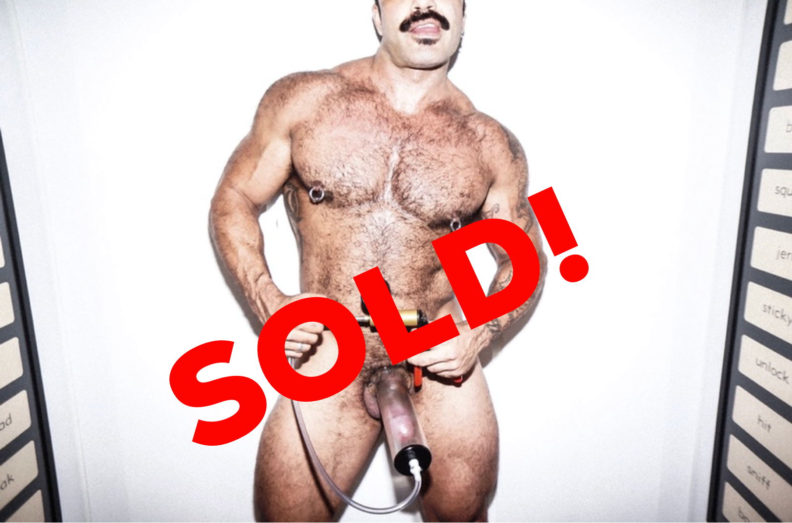 My very first DICK PUMP up for sale! 24hrs for MEMBERS ONLY!
