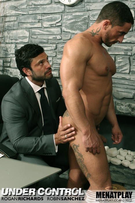 Menatplay rogan and robin in below control