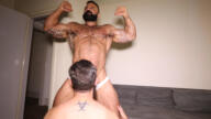 Muscle Dominating CJ Film.00 03 05 24.Still007