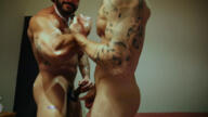 Muscle Play part two film .Still008